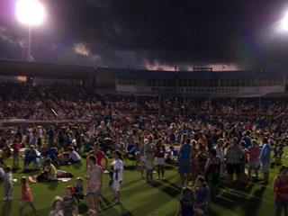 Dunedin Stadium 4th of July